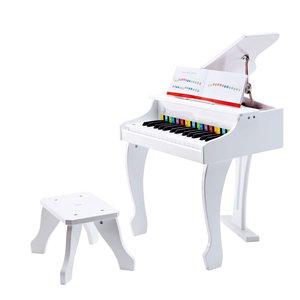 HAPE Houten Piano Wit