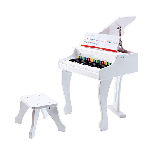 HAPE Houten Vleugel Piano Wit