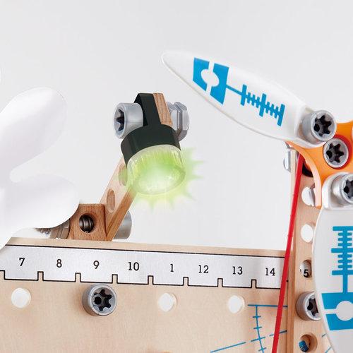 HAPE Wetenschappelijk speelgoed uitvinders werkbank