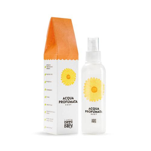 Linea Mamababy Speciale parfum/ lichaamswater voor kleine kids