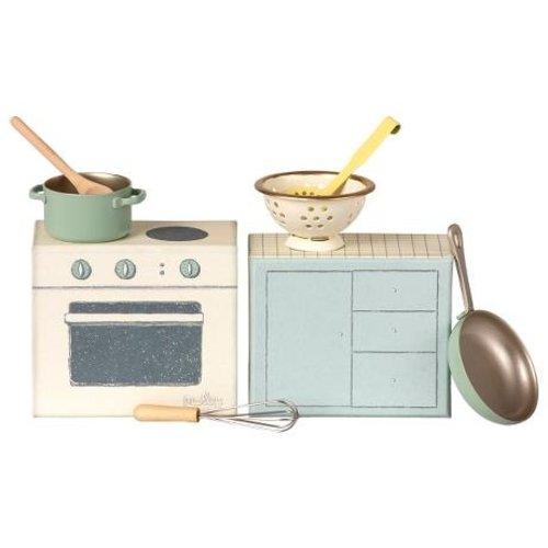 Maileg  Cooking Set, Maileg
