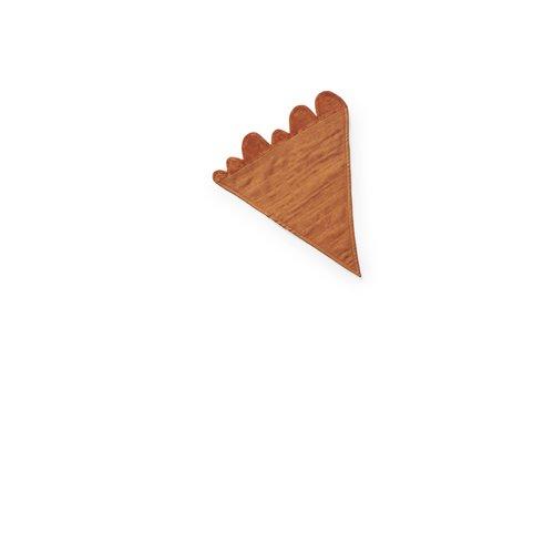 Play At Slaep Knuffeldoekje, Cuddle Cloth Sugar Almond (bruin)