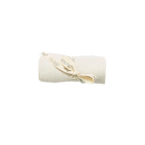 Play At Slaep XL Cloth, Hydrofiel luier (120x120cm) Latte (off white)