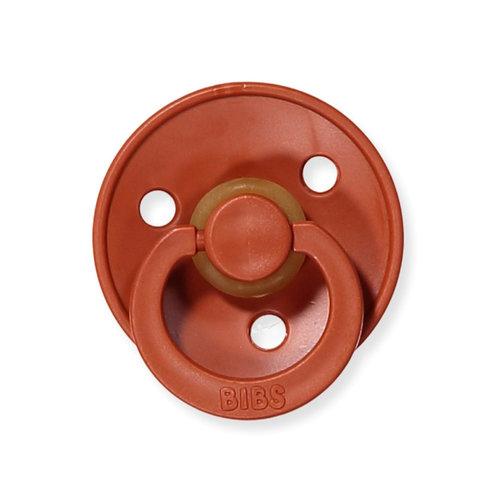 BIBS Fopspeen Bibs (kersvorm) Rust T2