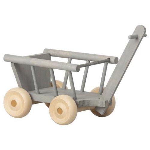 Maileg  Wagon Mini, mint grey