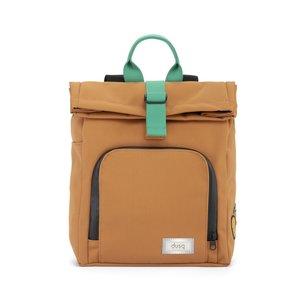 DUSQ Mini Bag Canvas Cognac