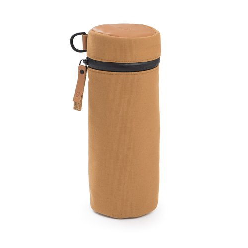 DUSQ Bottle Cover, Canvas, Sunset Cognac