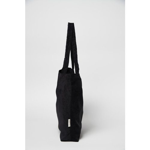 Studio Noos Mombag Noos All black Rib
