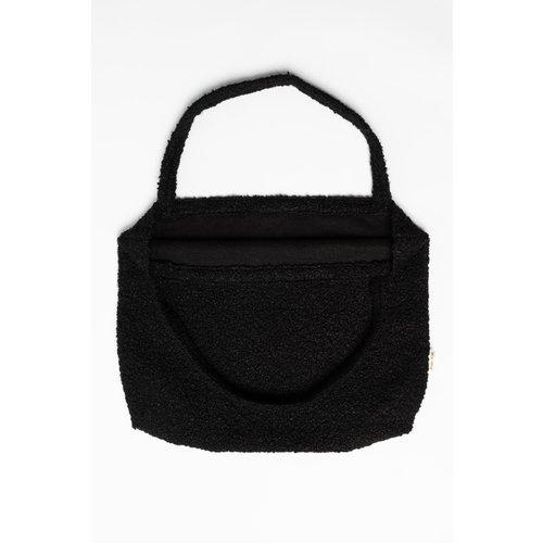 Studio Noos Mombag Noos Boucle Black
