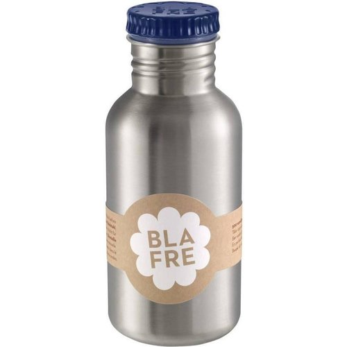Blafre Steel Bottle 300ml Donker blauw