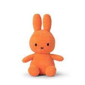 Nijntje Miffy Miffy Corduroy Orange