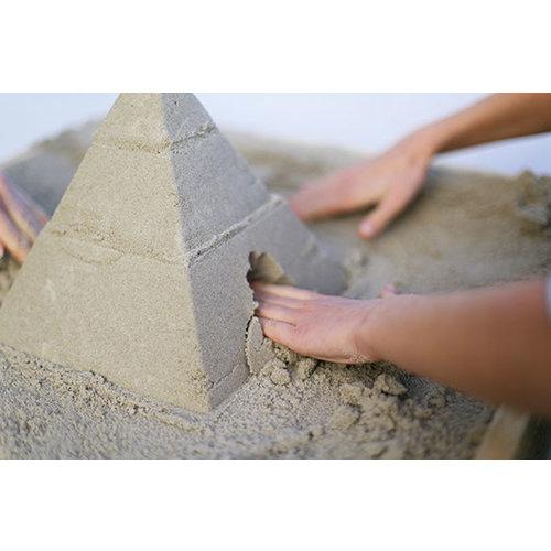 Quut Strandspeelgoed Pira, piramide bouwer