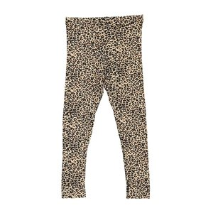 Leo Leg Leopard Brown