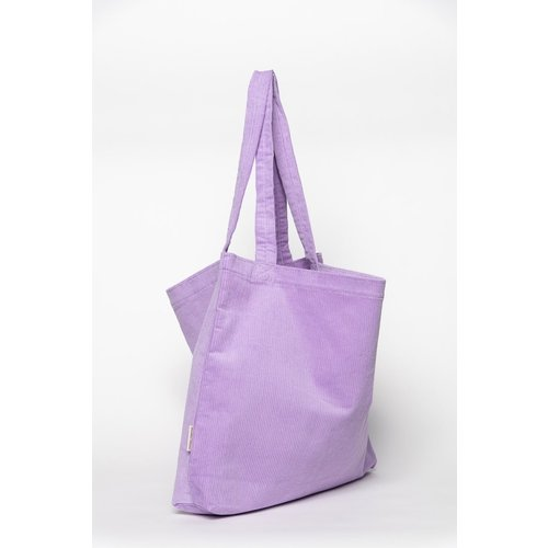 Studio Noos Mom bag, lila rib