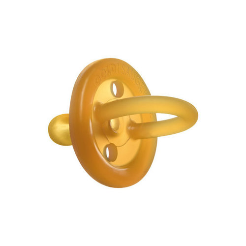 Goldi Goldi natuurrubber speen Symmetrisch
