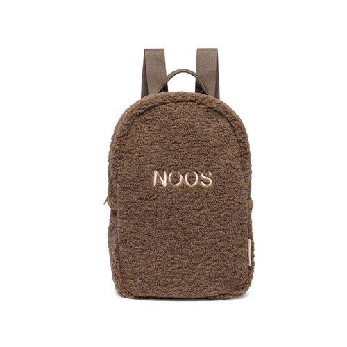 Studio Noos Backpack Mini Chunky Teddy brown