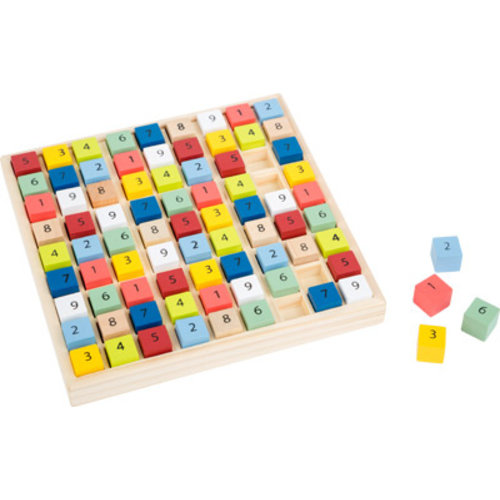 Smallfoot Houten Sudoku