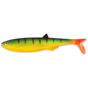 QUANTUM SPECIALIST Yolo Pike Shad 18cm Firetiger Hot Tail