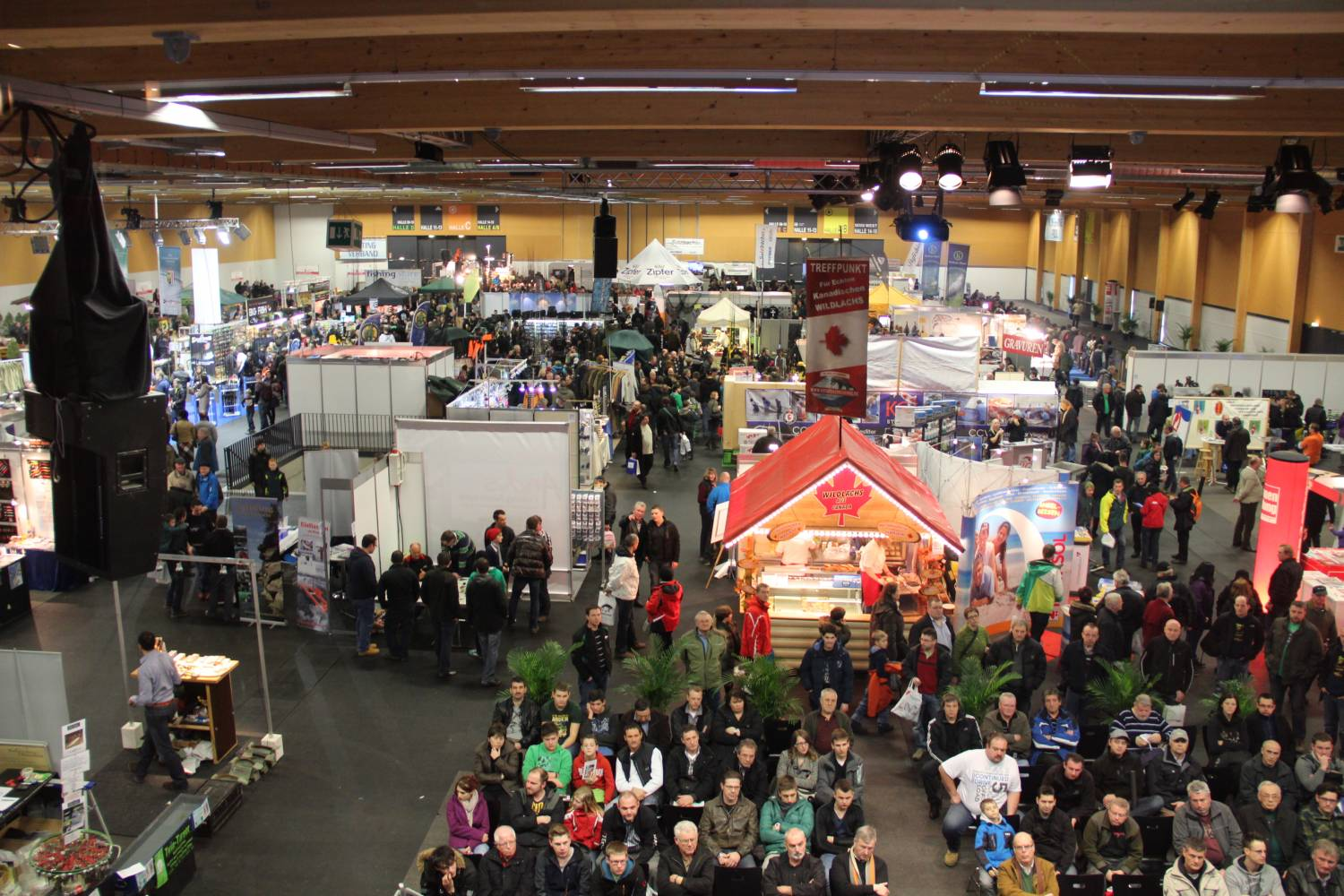 Catch the Fisch am Fishing Festival in Wels