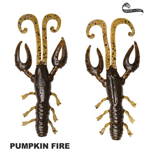 SPRO Pumpkin Fire
