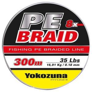 YOKOZUNA Yokozuna 8x PE Braid 150m