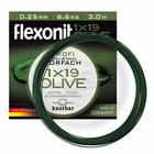 FLEXONIT Flexonit Stahlvorfach 1X19 OLIVE - 3m 0,25mm 6,6kg