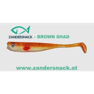 ZANDERSNACK Zandersnack 11cm Brown Shad