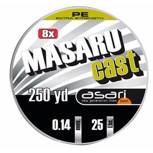 ASARI Masaru CAST 250Yard