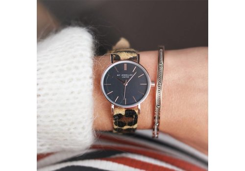 BROWN LEO WATCH