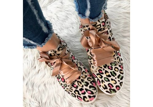 DENVER LEOPARD SNEAKERS