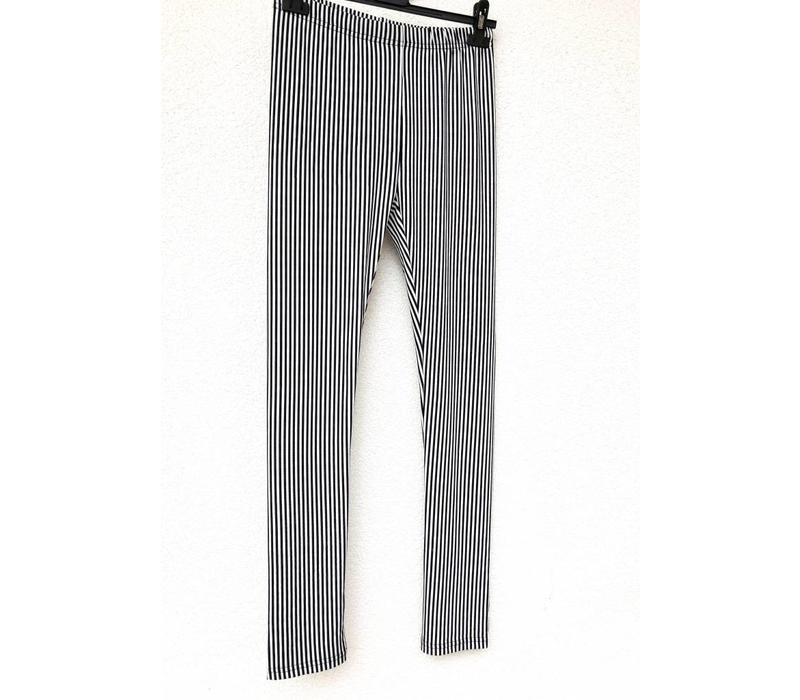DANI PANTS - SMALL STRIPES