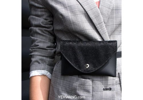 BELT PURSE - BLACK WILD THING