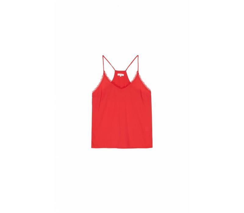 RED PANTIE TOP