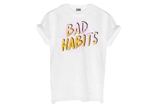 BAD HABITS TEE