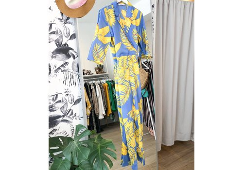 YEAL JUMPSUIT BLUE