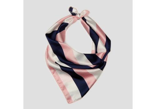 PINKISH BLUE SCARF