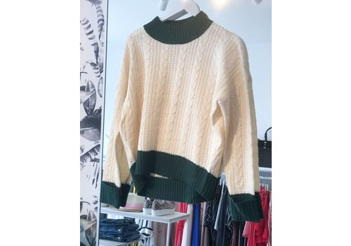 SMITH KNIT _ GREEN
