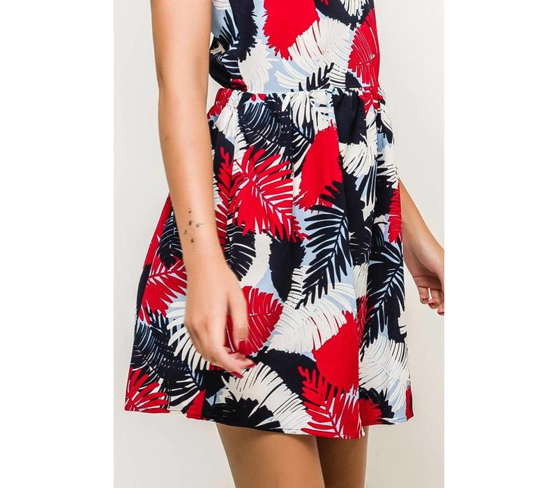 SUN IS OUT DRESS