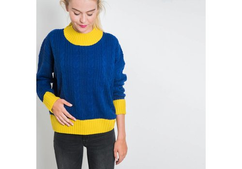 BLUE SMITH KNIT