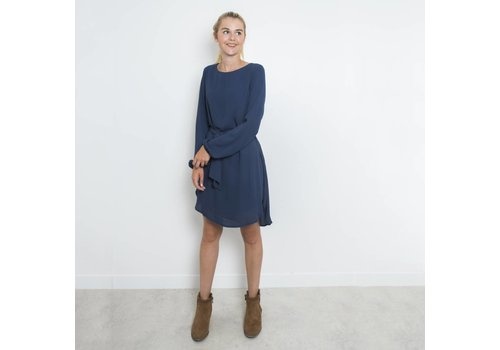 SISTERSPOINT NAVY LUCY DRESS
