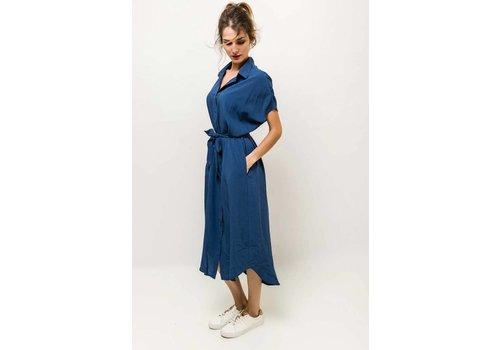 MILI DRESS - JEANS - One size