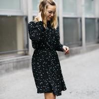 SHORT GITTE DRESS