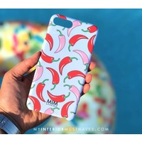 SPICY PEPPER IPHONE SOFTCASE