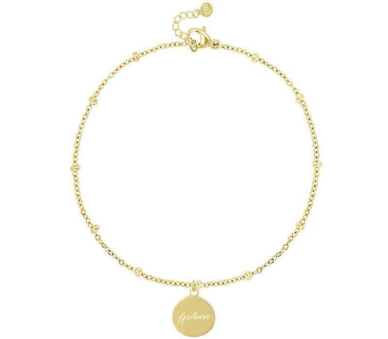 BRACELET GIRLBOSS GOLD