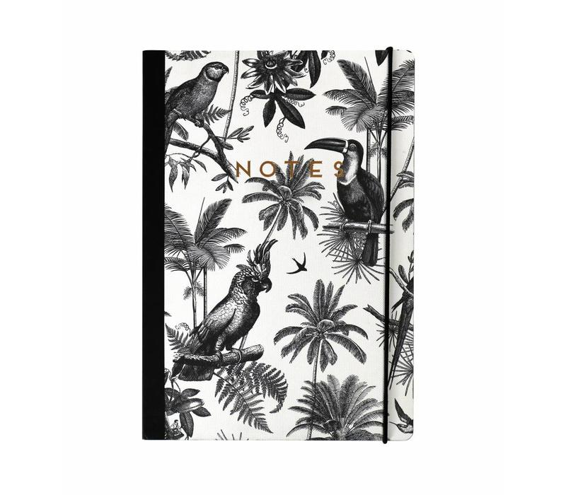 PARADISE B&W NOTEBOOK