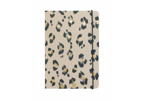 PORTICO LEOPARD NOTEBOOK