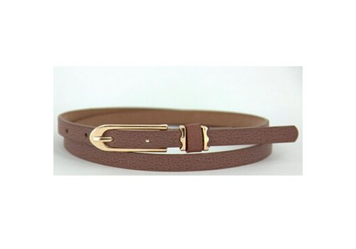 ANITA DE GROOT BROWN BELT