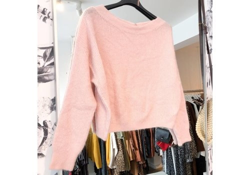 PINK PEGGY KNIT
