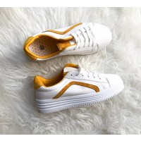 SHADES OF YELLOW SNEAKER