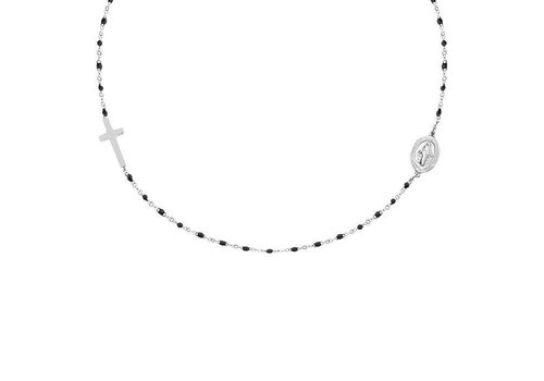 MY JEWELLERY MARIA NECKLACE SILVER